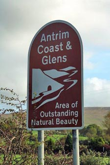 Antrim Coast and Glens